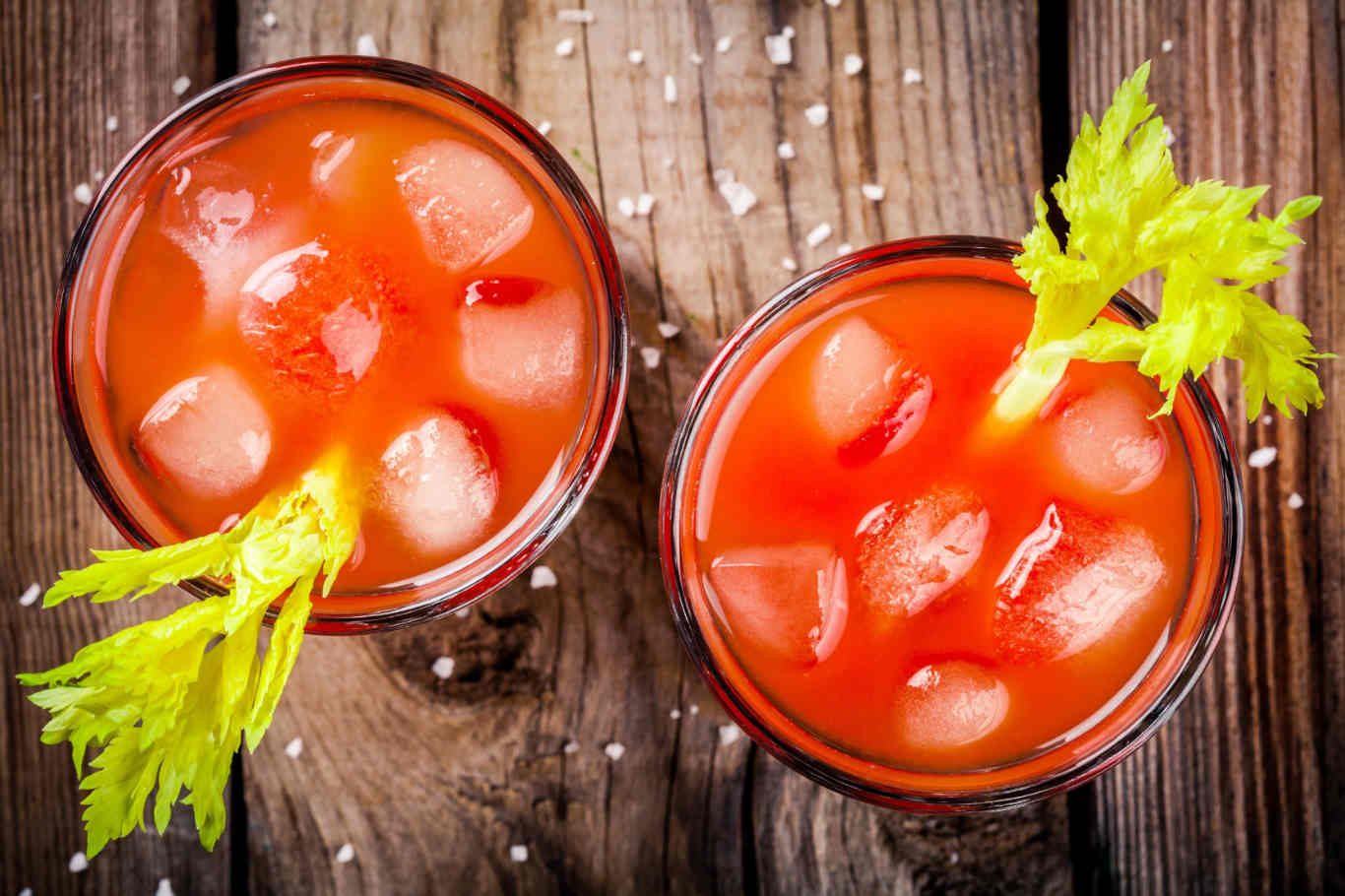Bloody Mary Mocktail Recipe