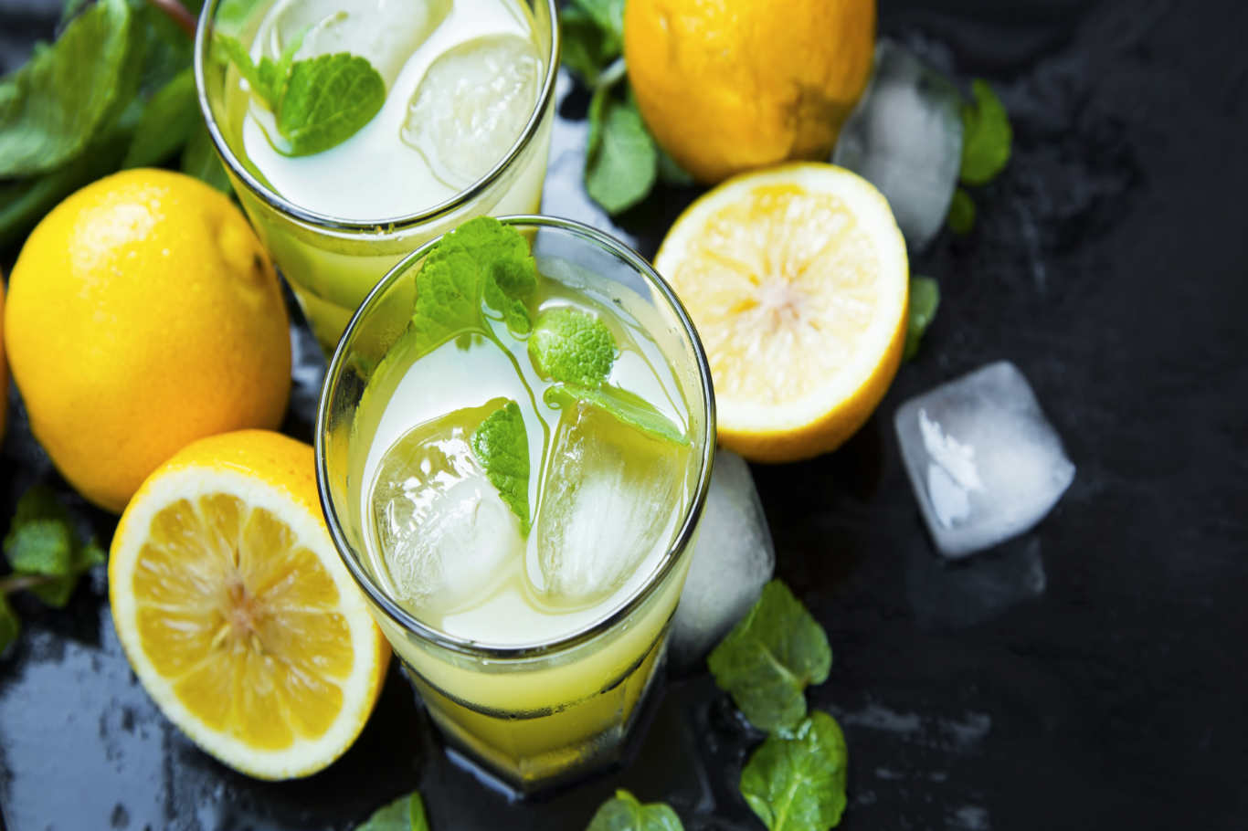 Lemon Rumble Mocktail Recipe
