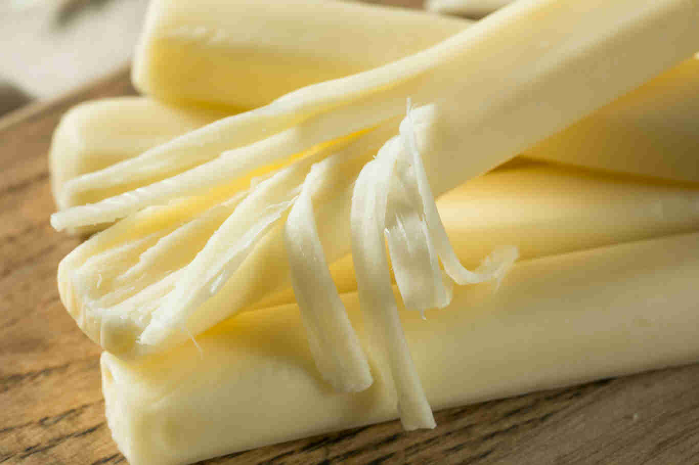 Healthy Organic String Cheese For a Snack