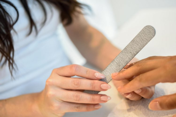 woman-in-a-nails-salon