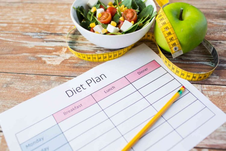 close-up-of-diet-plan