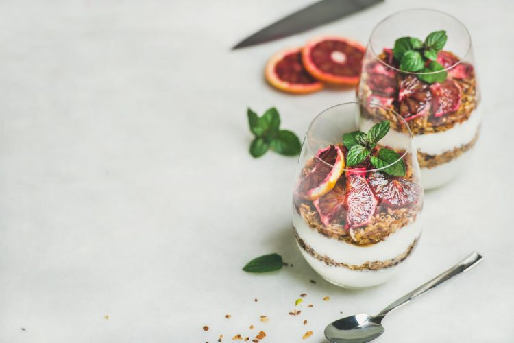 greek-yogurt-granola-and-blood-orange-layered